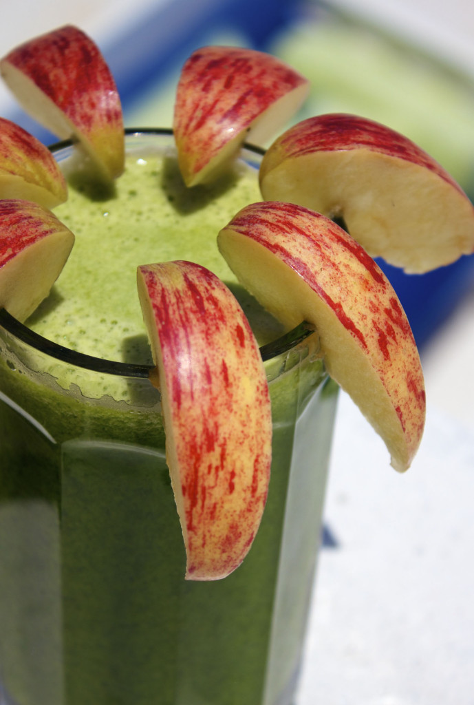 antihistamine green juice