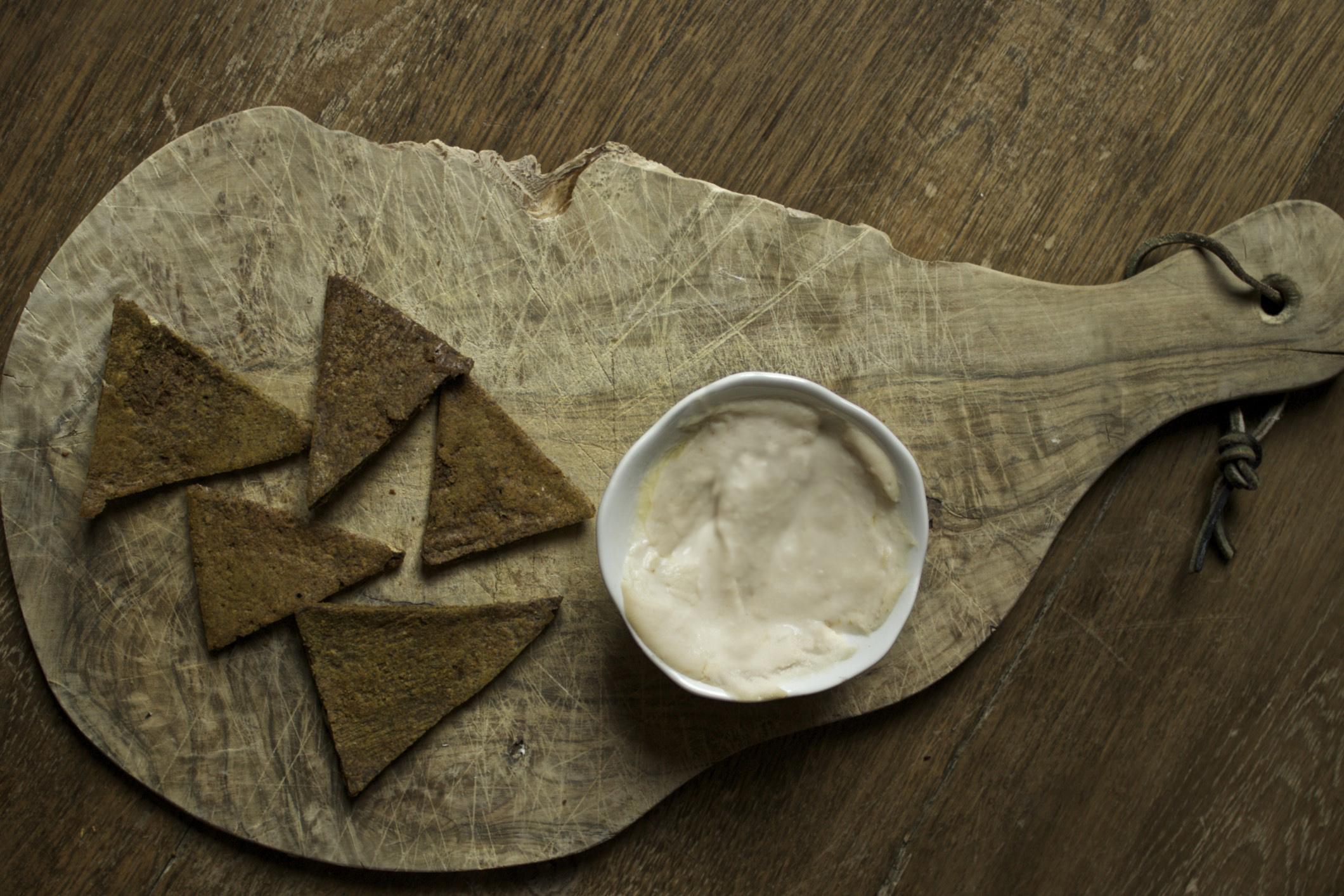 low histamine recipes crackers