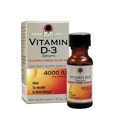 nature's way vitamin d