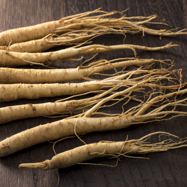 Ginseng, as effective as Benadryl for histamine itching?