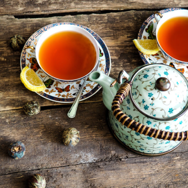 Chill out your brain & fight histamine inflammation with tea blossom
