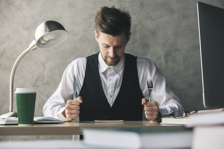 How to Deal: Eating at the Office with Histamine Intolerance