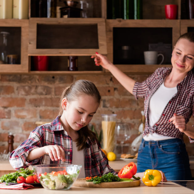 Getting The Family on Board With Healthy Eating